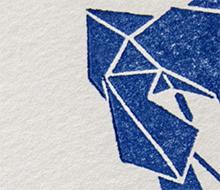 Origami Fuchs