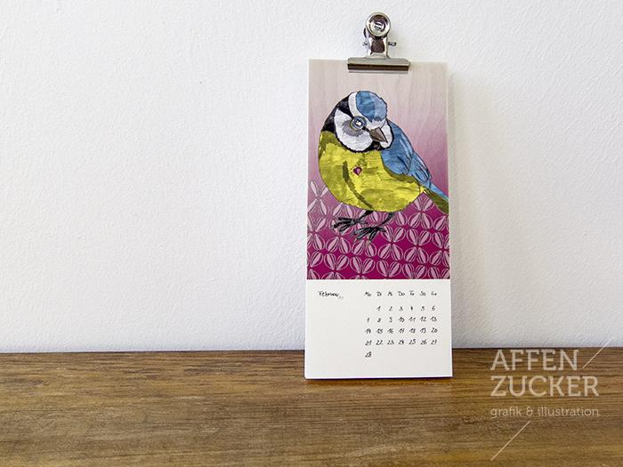 Tierkalender 2011